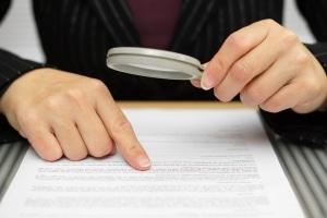 Sie sollten die gespeicherten Angaben zu Ihrer Kreditwürdigkeit regelmäßig prüfen.