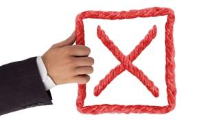 Gläubigerrechte in der Insolvenz: Sie können z. B. der Versagung der Restschulbefreiung beantragen.