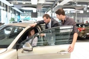 Bei einer Insolvenz ein Auto zu kaufen, gestaltet sich schwierig.