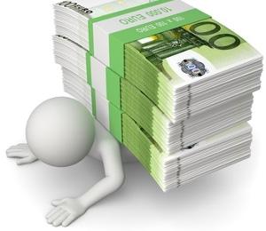 Nur wenigen Schuldnern gelingt bei einer Insolvenz die Verkürzung der Wohlverhaltensphase.