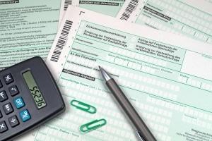 Nur in gewissen Fällen ist ein Teil der Insolvenzkosten steuerlich absetzbar.
