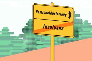 Insolvenzstraftaten bei der Privatinsolvenz führen zur Versagung der Restschuldbefreiung.