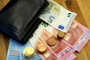 Ein weiterer Nachteil der Insolvenz ist, dass Sie jahrelang finanziell verzichten müssen.