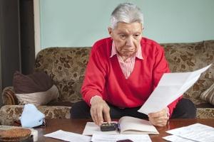Die Pfändungsgrenze gilt auch für die Rente.