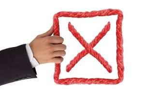 Vermeiden Sie eine erneute Ratenzahlung trotz Insolvenz für neue Verbindlichkeiten. Sie gefährden damit Ihre Restschuldbefreiung.