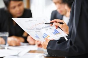Nach Unternehmensanalyse und positiver Fortbestehensprognose wird ein Sanierungsplan für das Unternehmen aufgestellt.