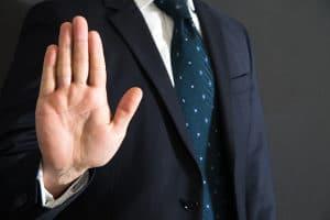 Durch eine Sicherheitsleistung können Schuldner die Zwangsvollstreckung nicht absolut abwenden.