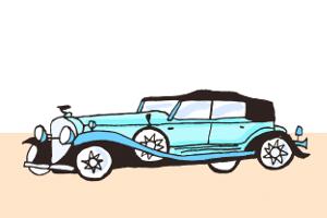Eine Autofinanzierung wird oft über die Sicherungsübereignung des gekauften PKW abgesichert.