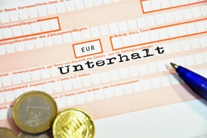 Wird der Unterhalt bei einer Privatinsolvenz angerechnet und erhöht sich der Freibetrag?