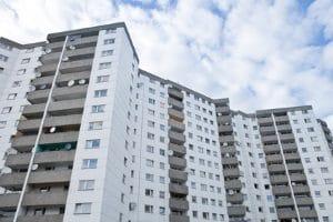 Neue Wohnung mieten: Mit einer Privatinsolvenz gestaltet sich das meist schwierig.