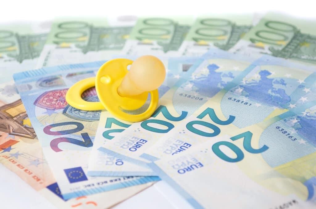 Zwangsvollstreckung wegen Unterhalt: In der Regel kommt es zu einer Gehalts- bzw. Lohnpfändung.